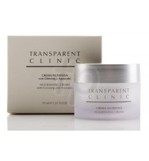 Transparent Clinic Crema Nutritiva