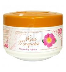 Criacells Crema Nutritiva Hidratante Facial y Corporal con Rosa Mosqueta