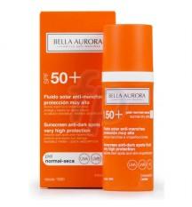 Bella Aurora Protector Solar SPF 50+ - Piel Normal-Seca
