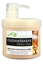 Criacells Gel Quemagrasas Efecto Calor 500 ml