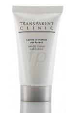 Transparent Clinic Crema de Manos