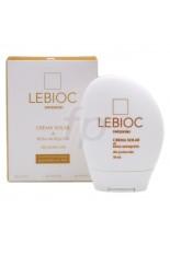 Lebioc Crema Solar Protección Alta (50+)