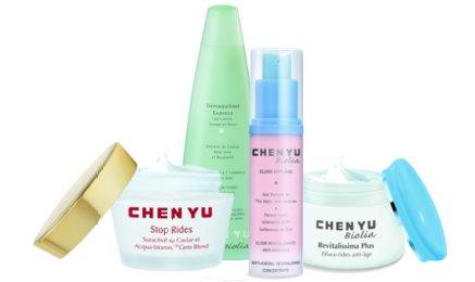 Chen Yu: La Belleza de Oriente y Occidente
