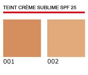 Tonos Teint Crème Sublime