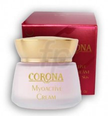 Corona de Oro Myoactive Total Lifting Cream (Piel Seca)