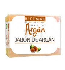 Bifemme Jabón Natural con Aceite de Argán