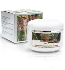 Crema Regeneradora e Hidratante Baba de Caracol + Aloe + Rosa Mosqueta