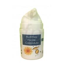 Crema Facial Nutritiva Caléndula + Oliva