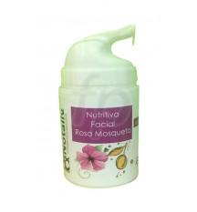 Crema Nutritiva Rosa Mosqueta + Oliva