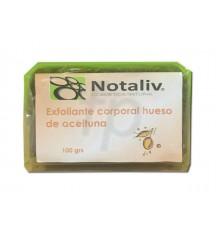 Jabón Exfoliante con Hueso de Aceituna