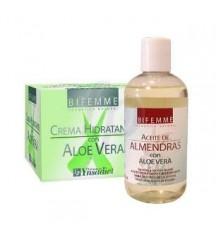 Bifemme Pack Nº1 (Aceite con Aloe + Crema de Aloe)