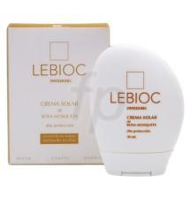 Lebioc - Crema Solar Protección Alta (50+)