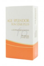 Age Splendor Sun Star Plus 30 Cápsulas