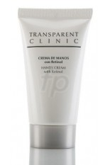 Transparent Clinic Crema de Manos