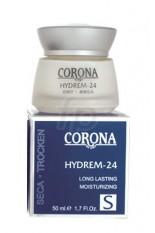 Corona de Oro Crema Hydrem-24 Piel Seca