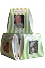 Bella Aurora Pack 3 Jabones Serenité en Envase Vintage