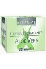 Bifemme Crema Hidratante con Aloe Vera