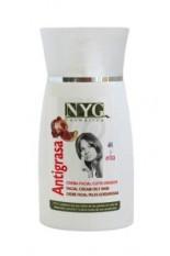 NYG Crema de Día Piel Grasa con Aloe, Equinácea y Granada
