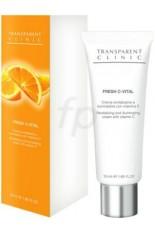 Transparent Clinic Fresh C-Vital Crema Revitalizante e Iluminadora