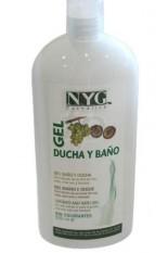 NYG Gel de Baño y Ducha con Semilla de Uva