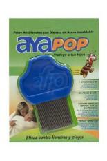 Aya Pop - Peine Antiliendres / Antipiojos