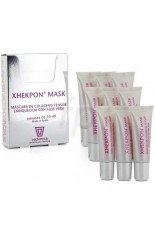 Xhekpon Mask - Colágeno Tensor (9 tubos)