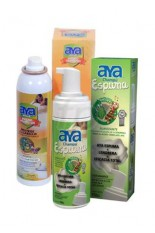Aya Pack Antipiojos Espuma + Escudo Protector