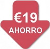19 € de Ahorro